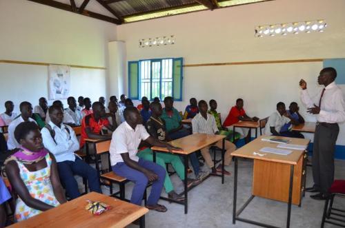 Prima lezione in aula